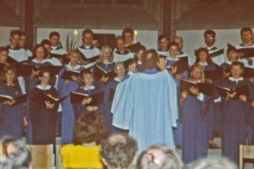 Schola Cantorum 1992