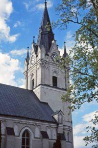Sunne kyrka 1977